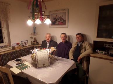 Geburtstag Anton Kapfenberger